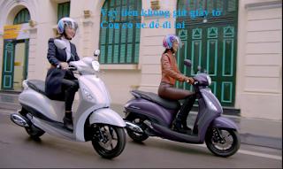 Vay theo cavet xe máy