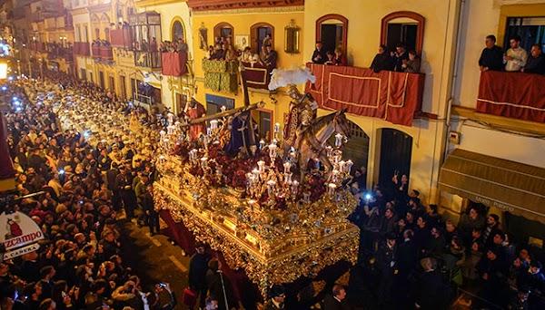 Ocho misterios de la Semana Santa de Sevilla se expondrán en el Casino