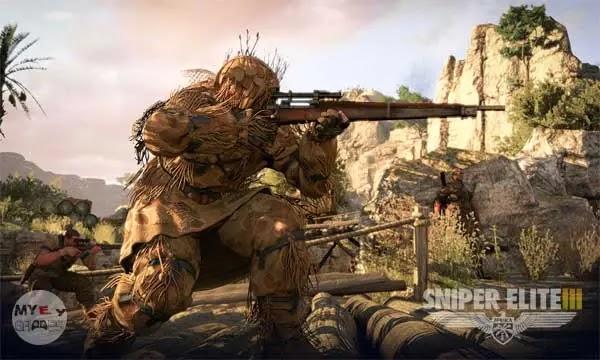 تحميل لعبة sniper elite 3 للكمبيوتر من ميديا فاير 2021