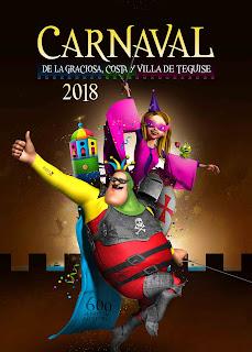 Teguise - Carnaval 2018 - Rubén Lucas García