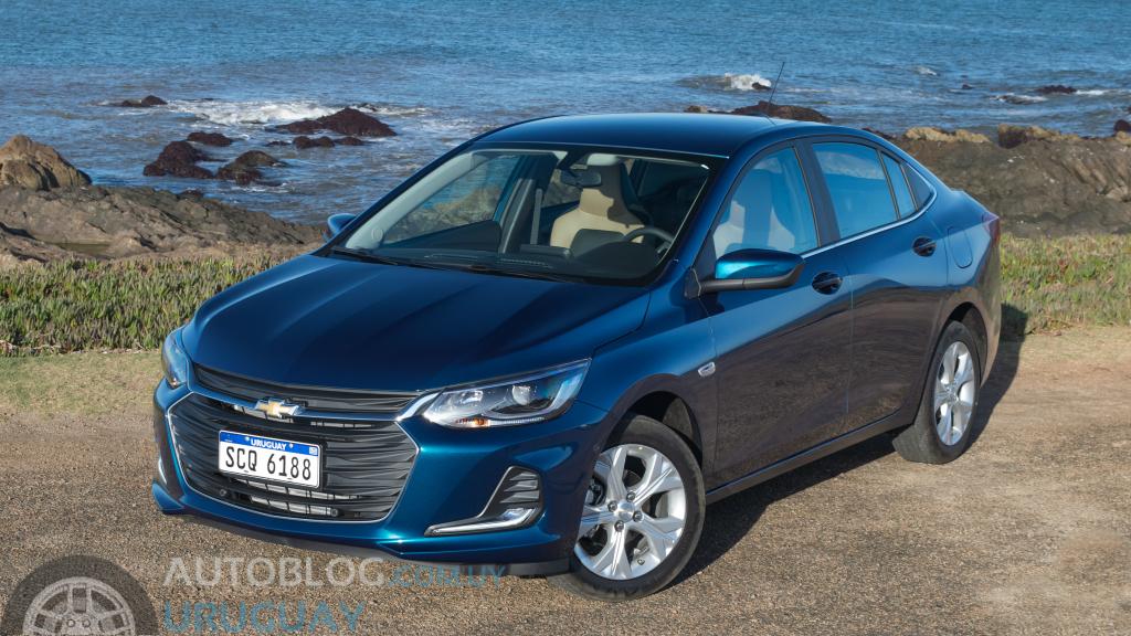 Autoblog Uruguay Autoblog Com Uy Prueba Chevrolet Onix Plus Premier 1 0 Turbo A T