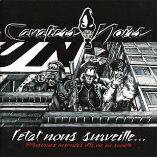 Cavaliers Noirs - L'etat Nous Surveille... (2002) [Flac+320]