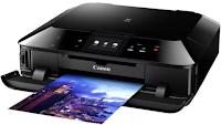 Canon MG7160 Driver Download and Setup for Windows, Mac OS, and Linux - The Canon MG7160 Wireless Inkjet Photo All-In-One Printer exposed result of files and images sent out from thought about one of a kind tools