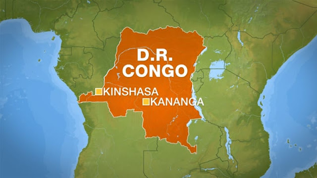 Congo Police Arrest Fellow Officer Who Shot  Student Dead During Protest