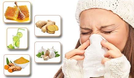 Home Remedies for Cold and Flu   Easy Way to Cure Cold and Flu in One Day
