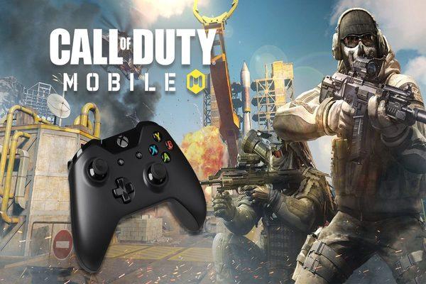 لعبة Call of Duty تختبر دعم وحدة التحكم
