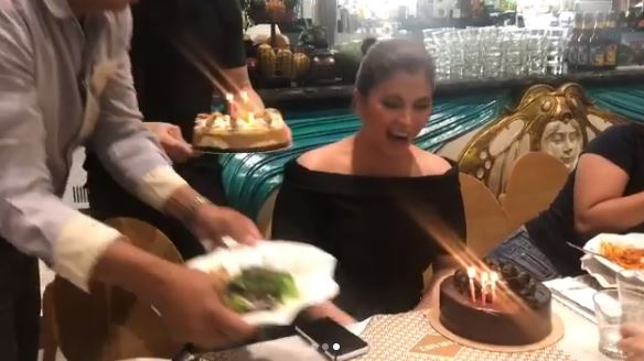 Happiest Birthday Ms. Angel Locsin!