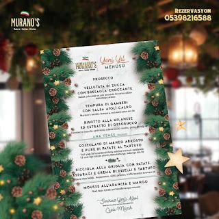 muronos kitchen ege perla izmir yılbaşı programları 2020