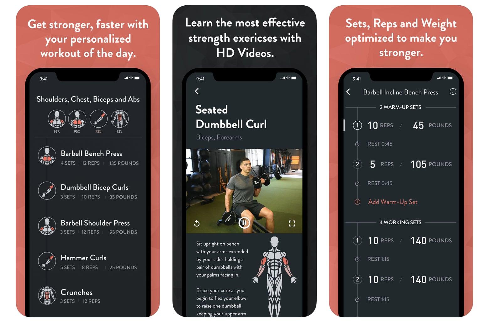 Top 4 Apps de Fitness: Fitbod