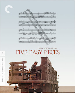 Five Easy Pieces - Cover