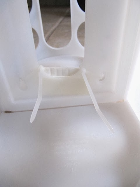 Sew Many Ways...: Organizing...Ideas For Ikea Plastic Bag