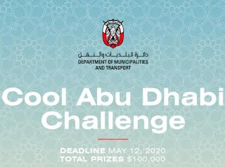 Cool Abu Dhabi Challenge 2020 | Up to Prize of $100,000