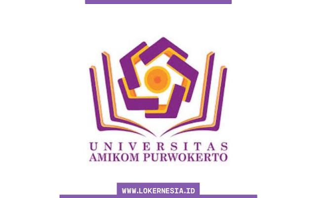 Lowongan Kerja Universitas AMIKOM Purwokerto Maret 2021