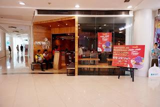 Zomato Review, Harbour City Ayala Center Cebu, Dim sum, steamed rice, siomai, hakaw, spring rolls, Kalami Cebu Seal of Approval