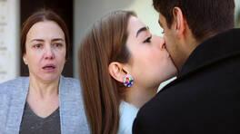 Damla este prinsă de Seher în timp ce îl sărută pe Civan! :)