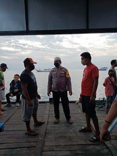 Cipta Kondisi, Polres Pelabuhan Tingkatkan Patroli Dialogis dan Sambang