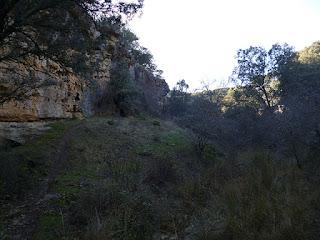 Barranco del Arroyo de la Congostura