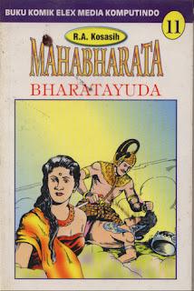 Mahabharata+R.A. Kosasih + Bharatayudha