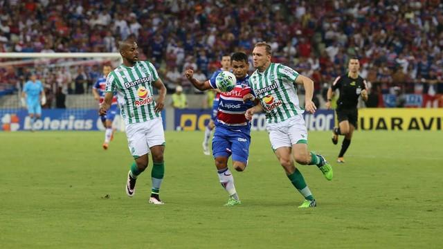 134573127f (CBF) - Após o empate sem gols no jogo de ida das quarta de final da Série  C