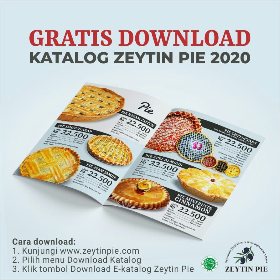 Download katalog pie