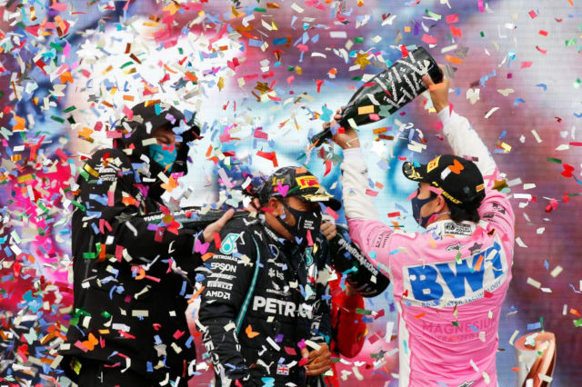 Formula 1 DHL Turkish Grand Prix 2020-11-15