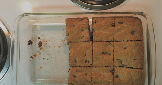 The Elements of Personal Style: Ina Garten's Blondies Recipe