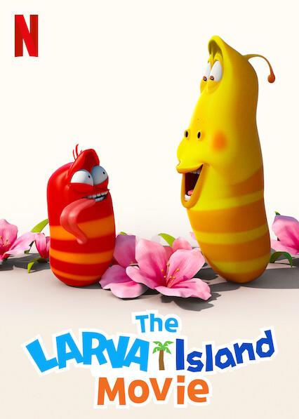 Xem Phim Đảo Ấu Trùng - The Larva Island Movie