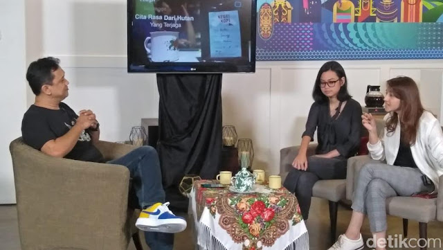 Gustika Hatta soal Politikus Sontoloyo: Orang yang Mencla-Mencle