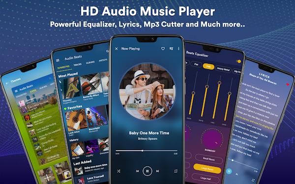 Music Player – Mp3 Player v5.2.0 build 5202 [Premium]