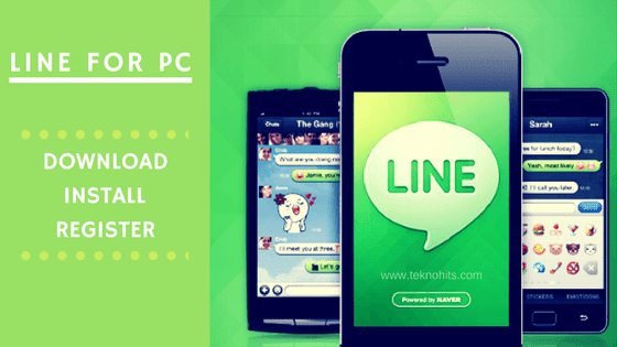 Cara Download, Install, Login Daftar LINE di PC, Lengkap