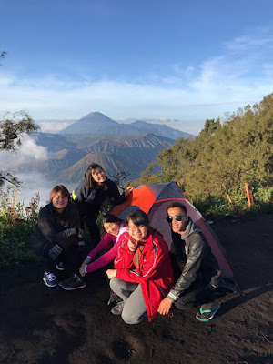 How to enjoy Milky Way tour on Mount Bromo by Camping