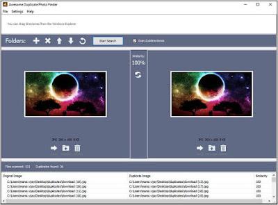 أفضل, برنامج, للعثور, على, الصور, المكررة, وحذفها, نهائياً, Duplicate ,Photo ,Finder