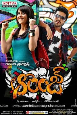 Orange (2010) Dual Audio 480p [Hindi ORG – Telugu] BluRay ESub x264 550Mb