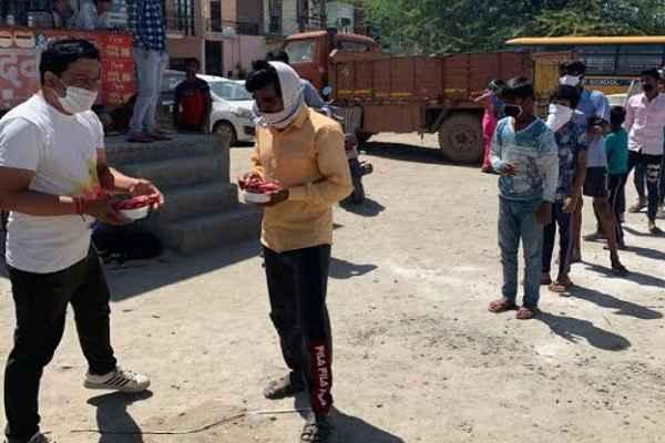 faridabad-prashasan-helping-poor-food-ration-0129-2221000-helpline-number