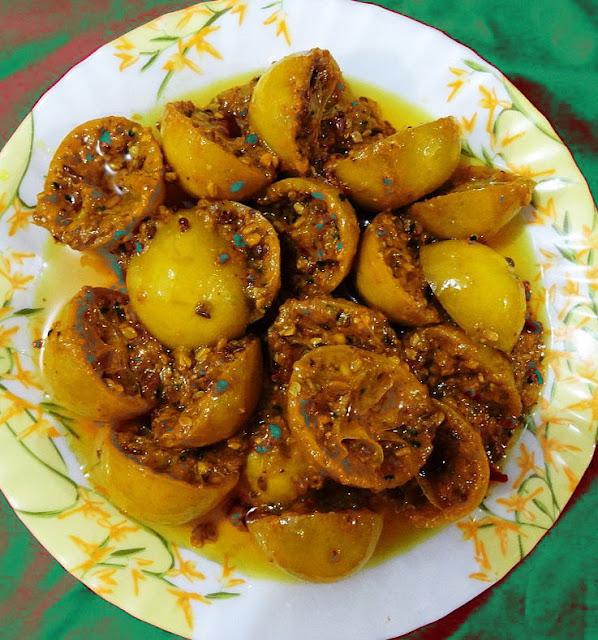 Lemon Achar Recipe In Urdu لیموں کا اچار