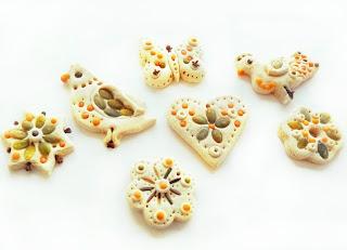 Crafts2Cherish Creative Workshops: Salt Dough Ornaments ...