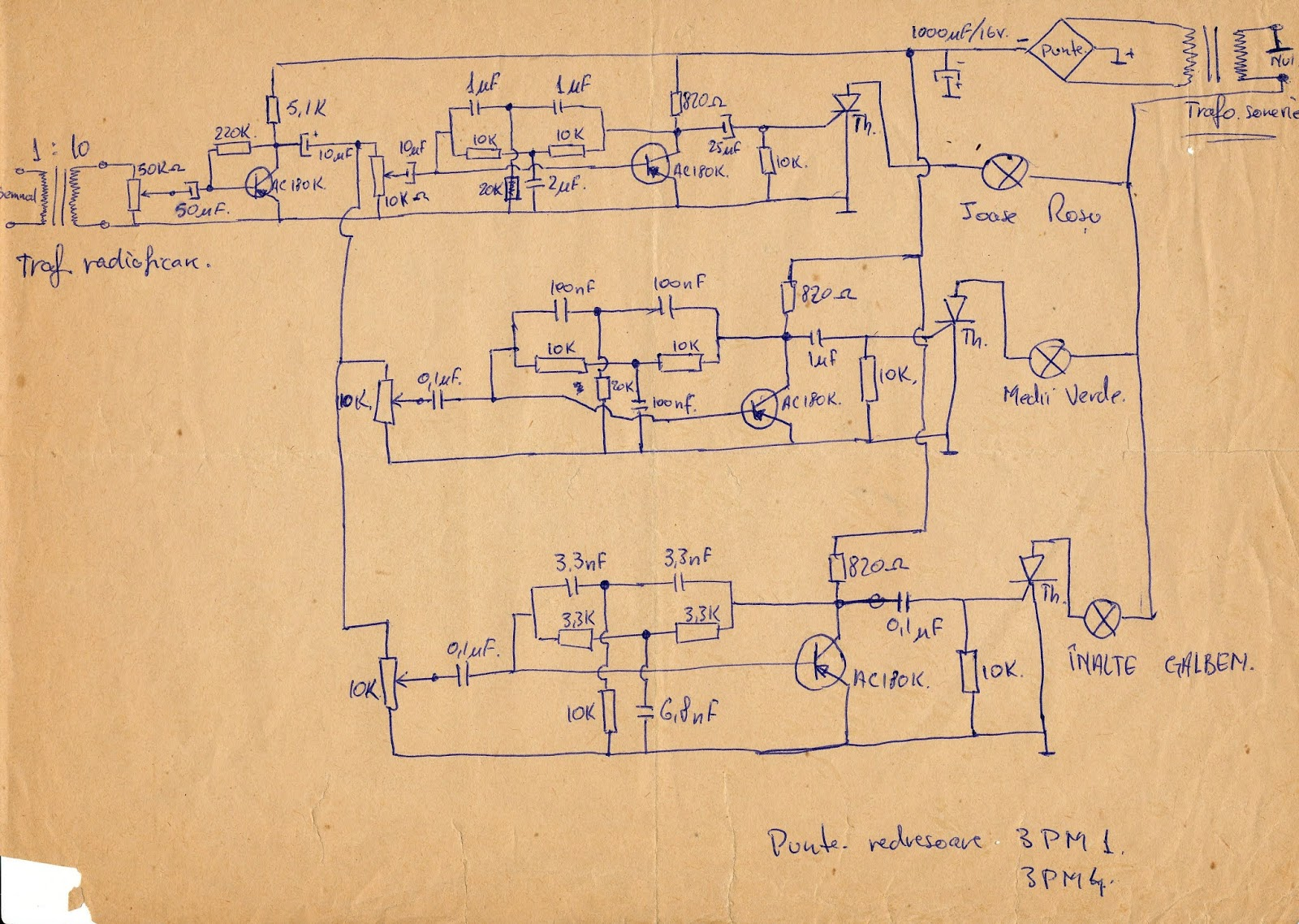 Electronics From Hobby To Catv  Organ Of Lights  U0026 Audio Amplifier 1983