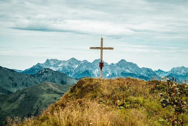 Schusterkogel  Bergwanderung Saalbach  Talschluss Hinterglemm  Wanderung-Saalbach  Wandern-Saalbach SalzburgerLand 01