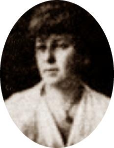 La ajedrecista sueca Anna Katarina Beskow