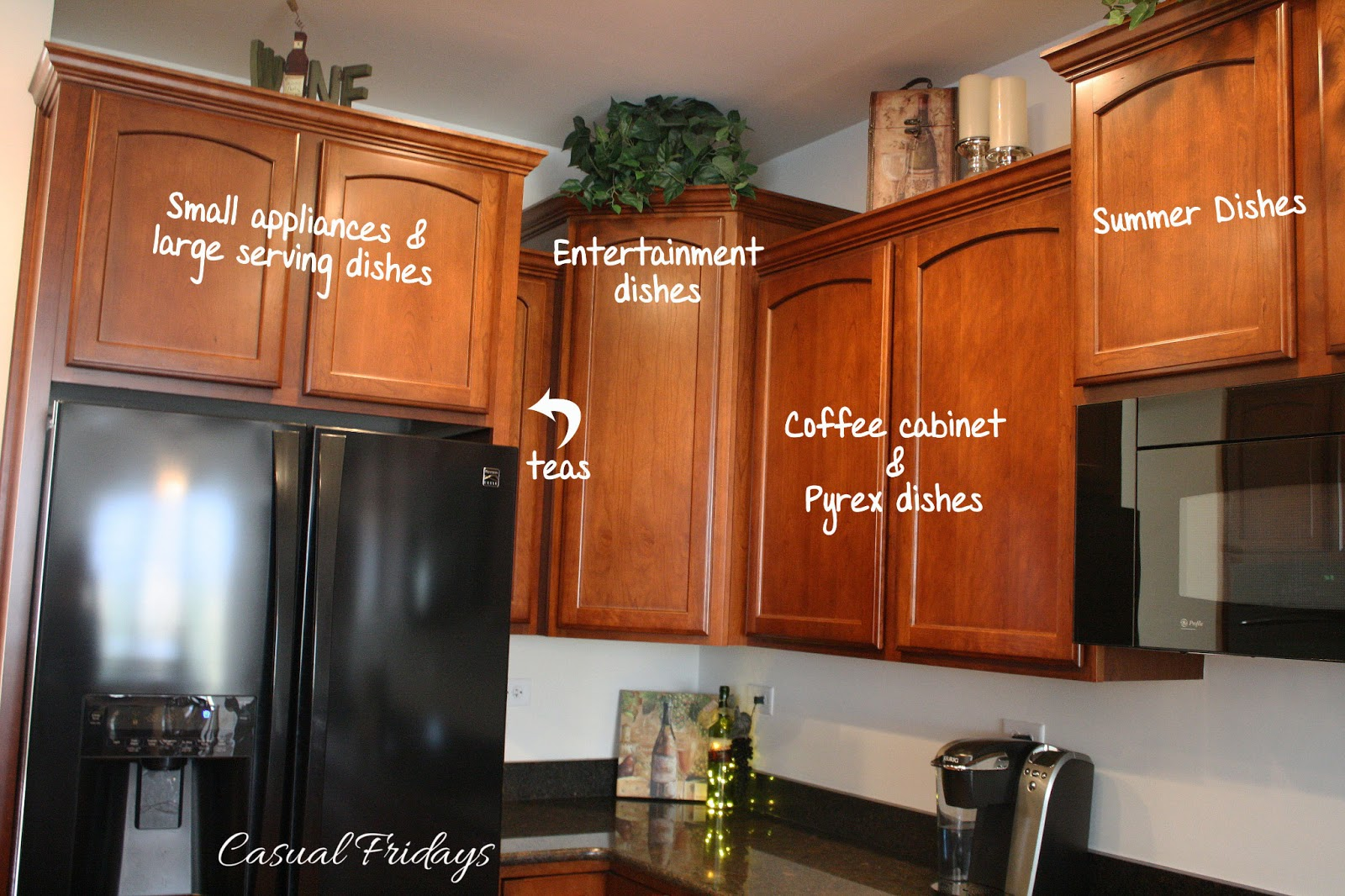 Organizing My Kitchen