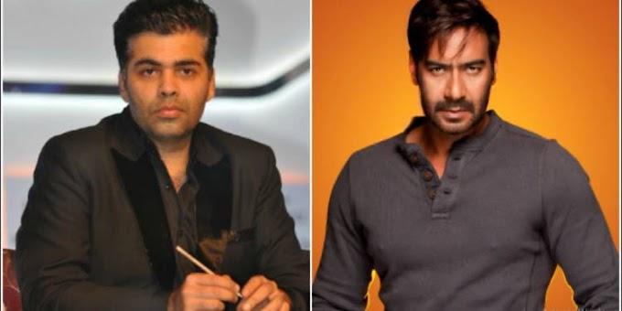 जानिए कैसे अजय देवगन ने करण जौहर के एकाधिकार को कैसे मजाक बना दिया और उसे माफी मांगने के लिए मजबूर किया