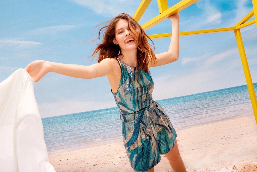vestidos cortos primavera verano 2021 moda mujer 2021