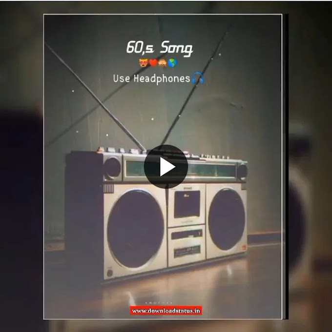 Best 60's Song Love Whatsapp Status Video Download - Old Is Gold 😎💕