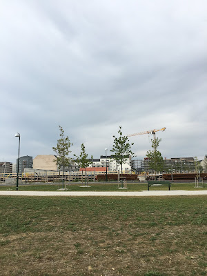 Elinegard park area