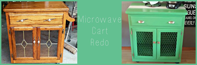 microwave care makeover