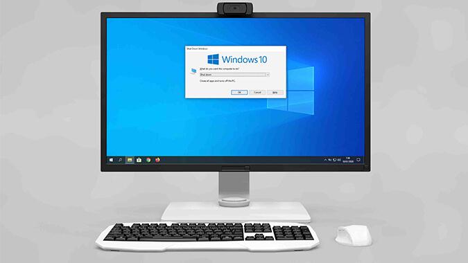 Cara menghidupkan dan mematikan komputer