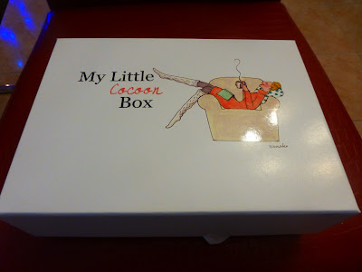 My Little Cocoon Box novembre 2012