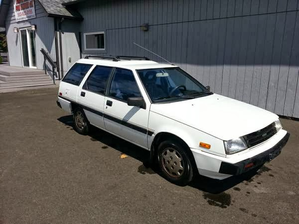 1988 Dodge Colt Wagon