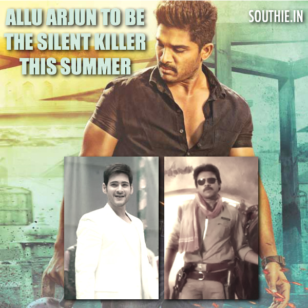 Sarrainodu,Brahmotsavam and Sardaar Gabbar Singh craze reaches peaks. Allu Arjun turning out to be a silent killer, with some great marketing strategies. Allu Arjun, Mahesh Babu, Pawan Kalyan, Sarrainodu, Clashes with Pawan Kalyan and Mahesh babu