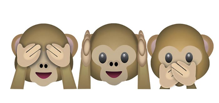 .Bagunça.. Monos-sabios-whatsapp-emojis